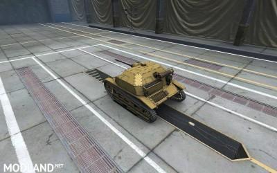 Girls und Panzer Anzio skin for TKS 20 6 [1.2.0], 3 photo